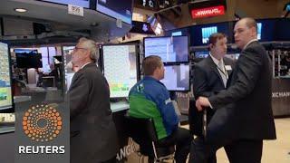 Wall Street slides