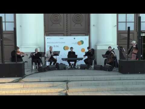 Recollections: Дмитрий Курляндский и МАСМ на Манежной площади