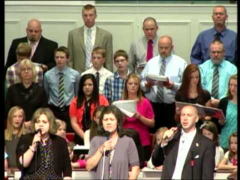 AmazingGraceBaptist---I'll Not Turn My Back On Him Now