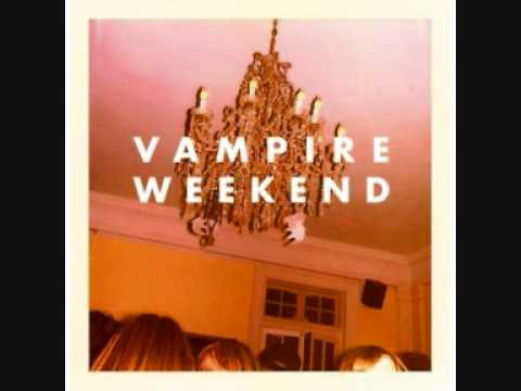 Vampire Weekend - Oxford Comma