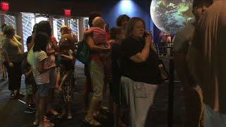 Sun Watchers Scramble For Eclipse Shades