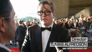 The Establishing Shot: Exclusive Tinker, Tailor, Soldier, Spy Premiere Interviews - Tomas Alfredson