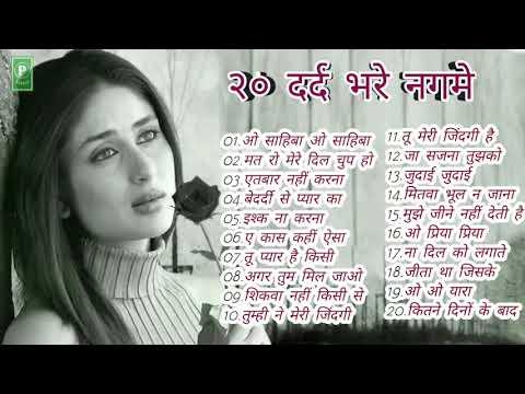 Download 90'S Evergreen Bollywood Sad Songs , Superhit Sad Songs Hindi