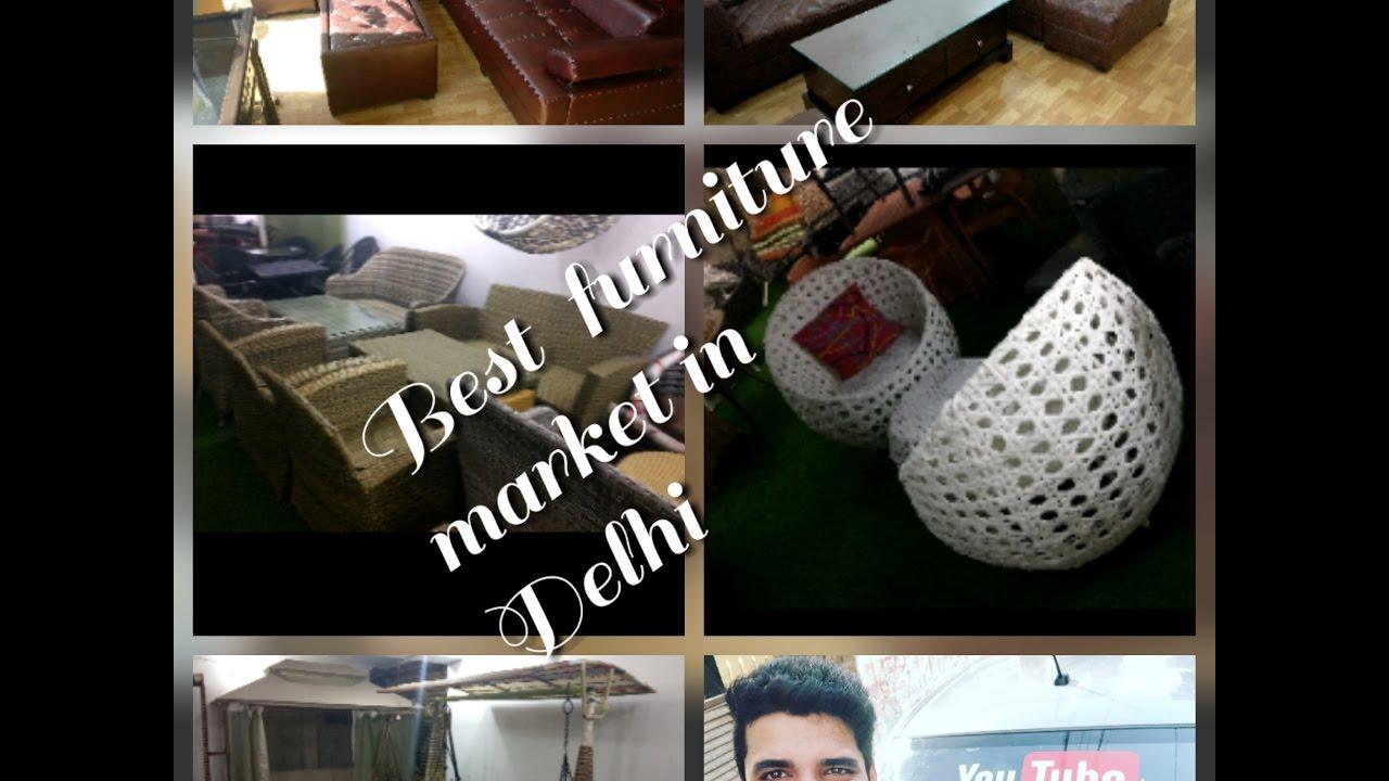 Best Furniture Market In Delhi Kirti Nagar Sofa Bed Swing Chair