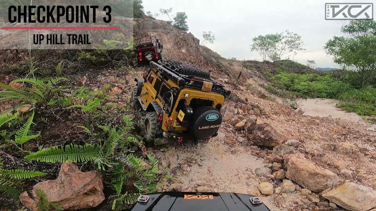 UP HILL FPV TKCK Puncak Bestari (PB) Hill Trail | 05092021 фото