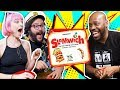 SLAPPING OUR FRIENDS (We play SLAMWICH)