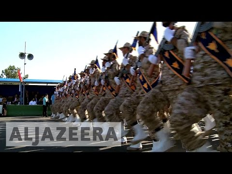Military commemorates Iran-Iraq War anniversary