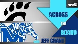 College Football Picks: Cincinnati Bearcats vs. Memphis Tigers