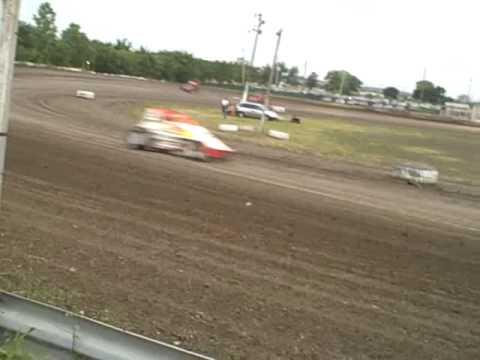 Grand Prairie Speedway  SST Hot Laps