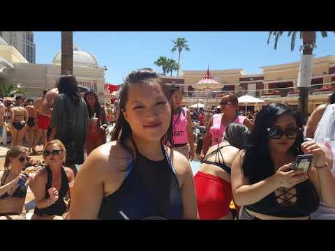 Encore Beach Club -Vegas