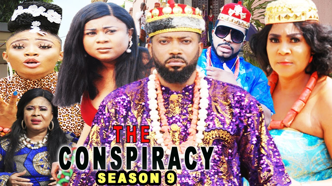 Download THE CONSPIRACY SEASON 9(Trending New Movie)Fredrick Leonard & Uju Okoli 2021 Nigerian Movie 720p