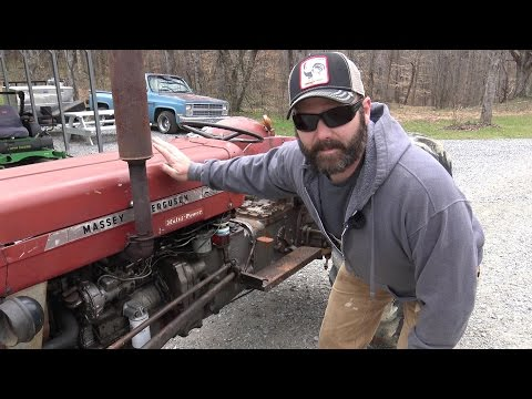 How to buy a good used farm tractor. Great Information, tips and money saving advice! Buyer Beware!