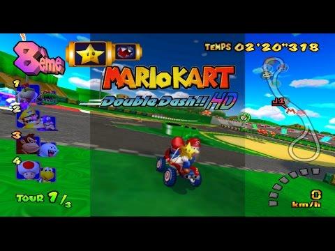 Mario Kart: Double Dash - HD Texture Pack V2.2