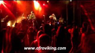 Andy Brown live in Sweden 2012 ( Stockholm Kägelbanan )