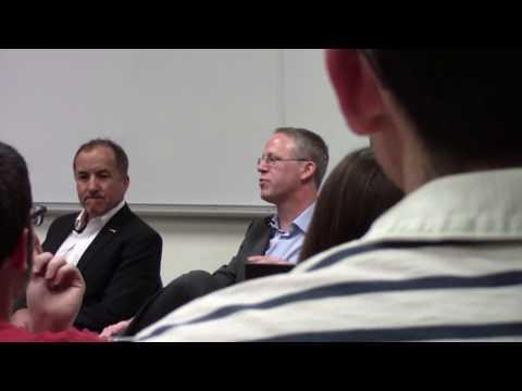 Dave Rubin, Michael Shermer, & Steve Simpson at University of Arizona 4/19/17
