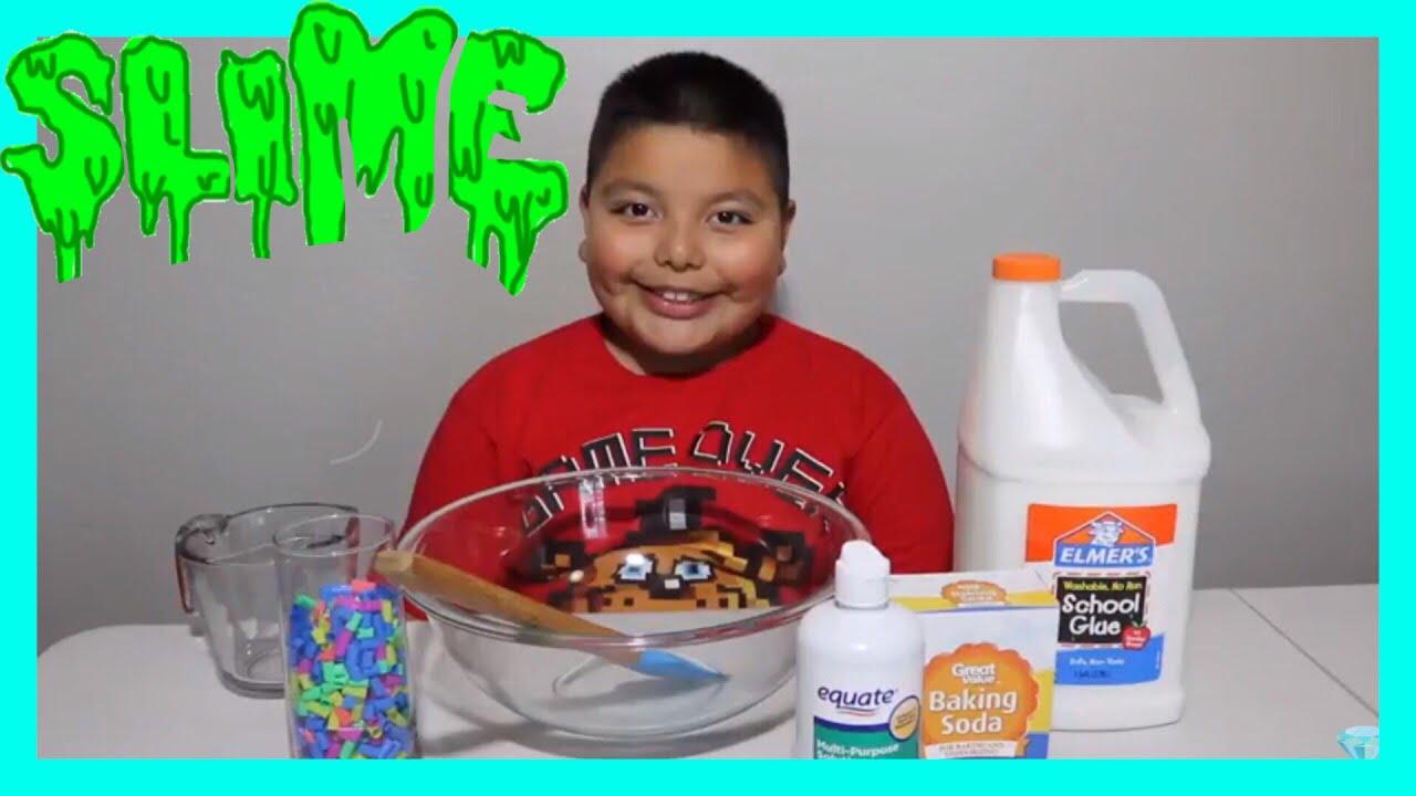 Testing Karina Garcia Slime Recipes! How To Make Slime Without Borax !!!