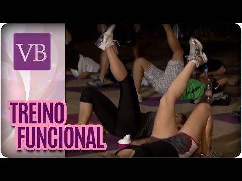 Treino funcional no Ibirapuera! - Você Bonita (27/07/16)