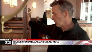 Inside the Story: Historic grill restored at restaurant focused on second chances