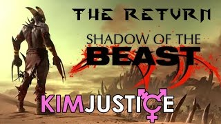 Shadow of the Beast (PS4, 2016) – The Review of the Return of the Beast – Kim Justice