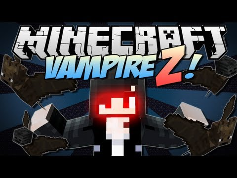 Minecraft | VAMPIREZ! (Survive or be Eaten Alive!) | Minigame Exclusive