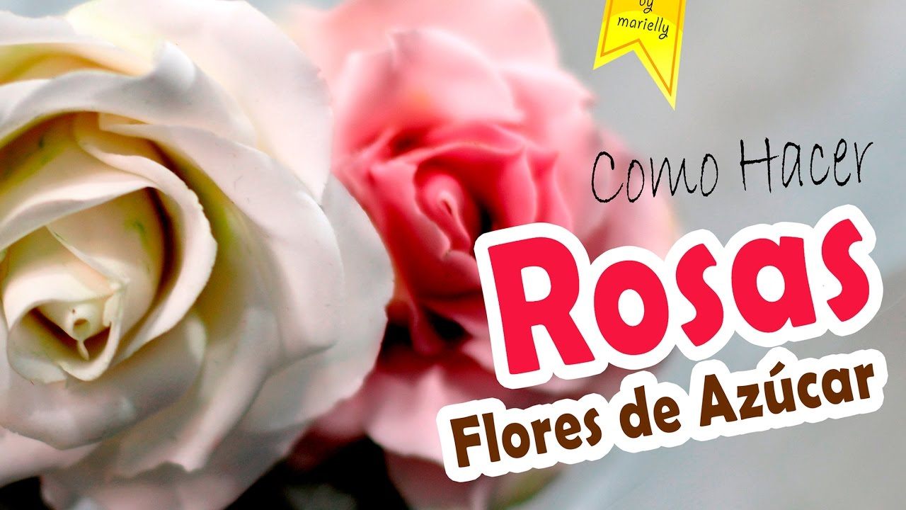 Como hacer rosas para tartas y cupcakes tutorial by for Como construir estanques para peces