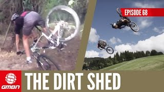 Fails Of The Week And New Scott XC Bikes | The Dirt Shed Show Ep. 68