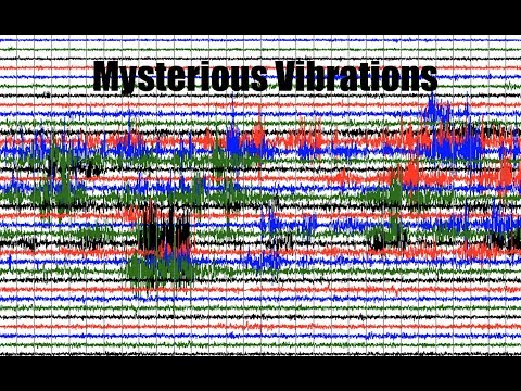 Moon is off! - Strange seismograph readings prior to UK 4.2 Quake