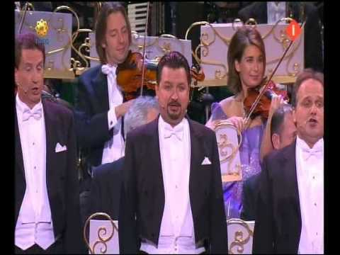 Andre Rieu & Platin Tenors - Chiantilied (Telstra Dome in Melbourne)