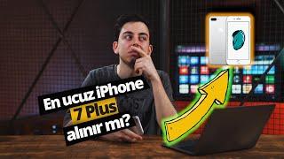 4.000 TL'ye iPhone alınır mı? iPhone 7 Plus test edildi!