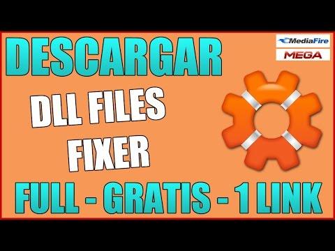 Descargar Dll Fixer - Full - Español con crack - Gratis - 1 Link Mega/Mediafire 2017