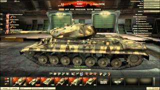 World of Tanks - IS-8 Tier 9 Heavy Tank - Medium Tank With a Heavy Tank Gun.