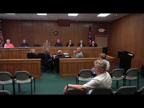 Northfield Village Council Meeting 6-14-17