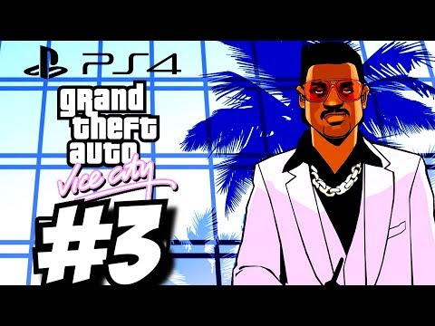 Yeni Garip Arkadaşım ! GTA Vice City Ps 4 Türkçe #3