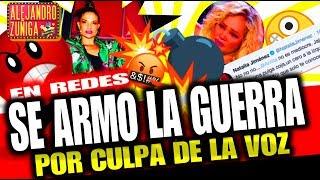 SE ARMO LA BRONCA!! por culpa de La Voz