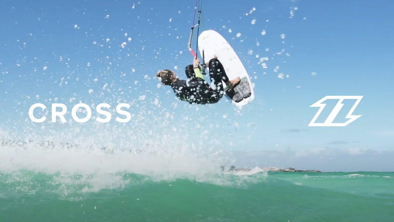 Cross 2020 - Freeride Surfboard