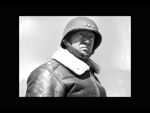 The General George S Patton Story - Narrated by Ronald Reagan.