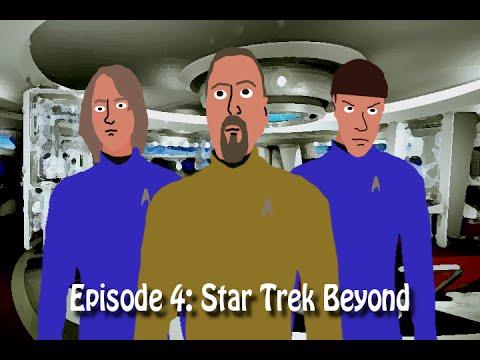 Conflict Of Interests #4 Star Trek Beyond