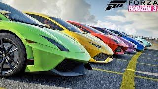 Forza Horizon 3 - Qual Carro Devo Comprar Com R$ 3.128.546? 😍