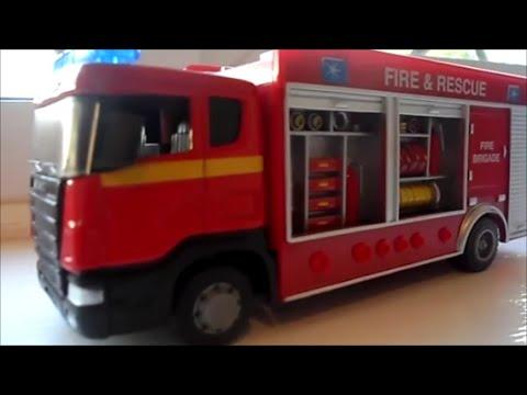 diecast model fire engines uk