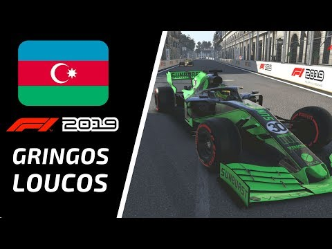 F1 2019 EUROPA MULTIPLAYER ONLINE GRINGOS LOUCOS #1