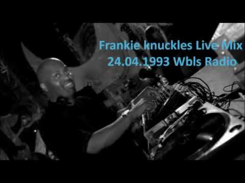 Frankie Knuckles All Night House Party 24 04 1993 HOT 97