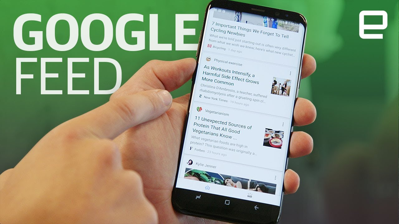 Image result for Google feed