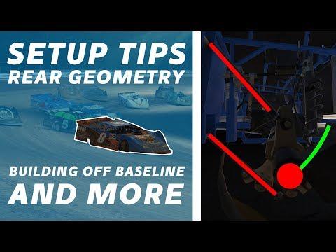 Late Model Setup Basics | IRACING TIPS AND TRICKS - YouTube