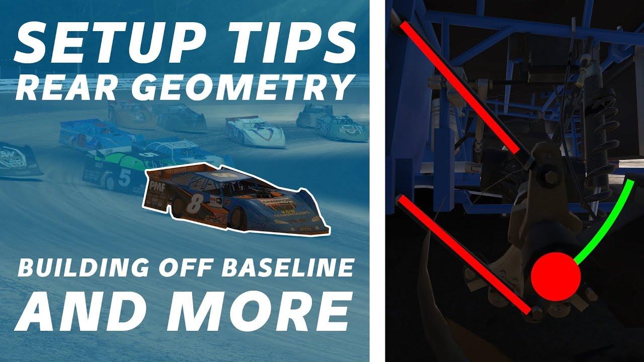 Late Model Setup Basics   IRACING TIPS AND TRICKS