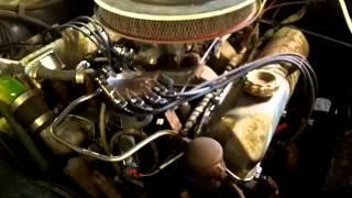 1967 Ford Galaxy Custom 427 4speed