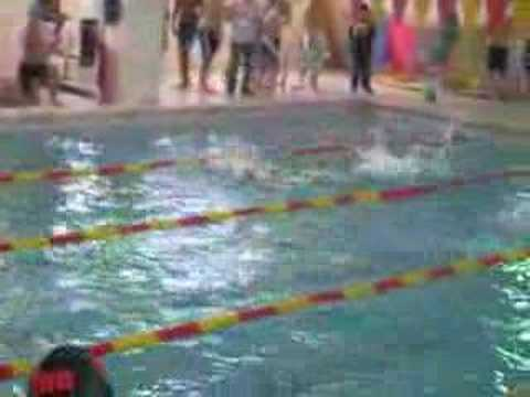 Dewitt Clinton Swimming 08