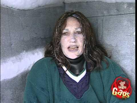 JFL Gag: Frozen Girl