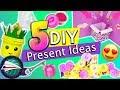 5 DIY Nápadů | Pěkný Nápad Na Dárek | Ukázka