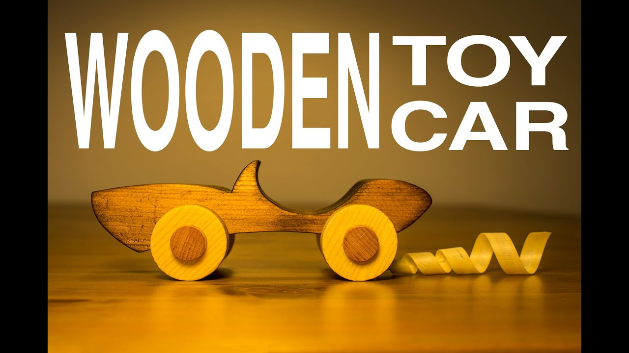 how to make a wood car for distance