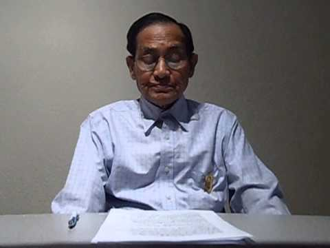 U Tun Win ALD (Exile) Statement on 24th Anniversary of 1990 Election